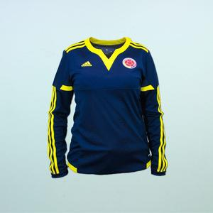 Camiseta Seleccion Colombia Mujer adidas S - S