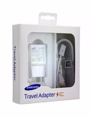 Cargador Samsung Galaxy Original 100% Rapido S6 S7 S8 Edge