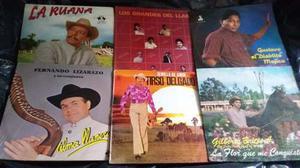 Coleccion Musica Llanera Joropo Arpa X 36 Discos Lp Vinilo
