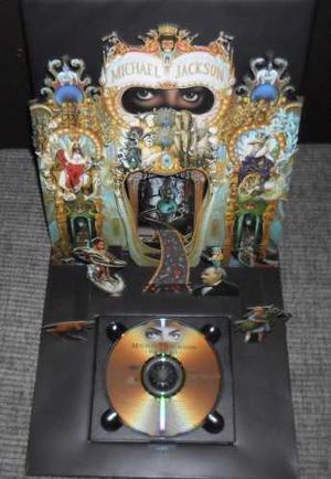 Michael Jackson / Dangerous / Edición Limitada