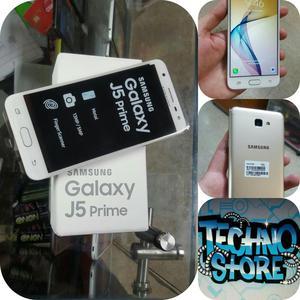 NUEVO Samsung J5 PRIME 16gb Negro Y Dorado Dual sim card