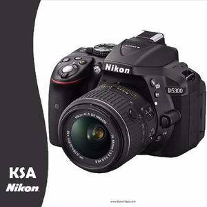 Camara Nikon D Kit Lente  Vr Ii Wifi Selladas