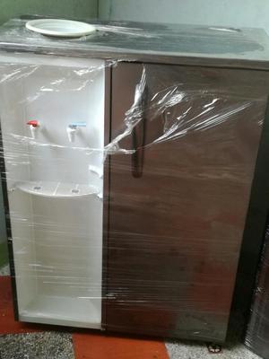Nevera con dispensador de agua posot class for Dispensador agua oficina