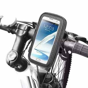 Estuche Porta Celular Moto Bicicleta Totalmente Impermeable