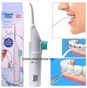 Irrigador Oral Dental Limpieza Dientes Encías Power Floss