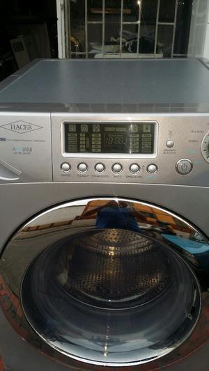 Lavadora de Carga Frontal 30 Libras Hace