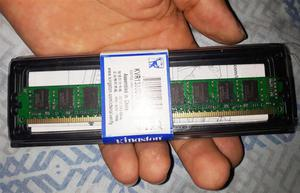 Memoria Ram 2gb Kingston Ddrmhz kvrd3n9/2g