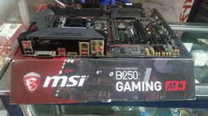 Board MSI B250 Gaming M3 Socket