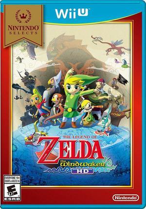 The Legend Of Zelda The Windwaker Wii U Nuevo Físico