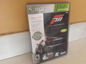 Venta de juego forza motorsport 3 original xbox 360