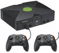 Xbox Clásica Xbox 1 2 Controles juegos físicos e
