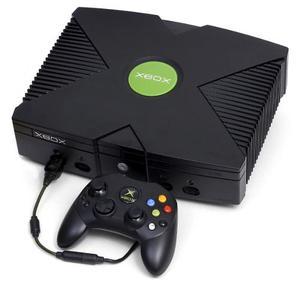 Xbox Clásico 10 Juegos + 2 Controles