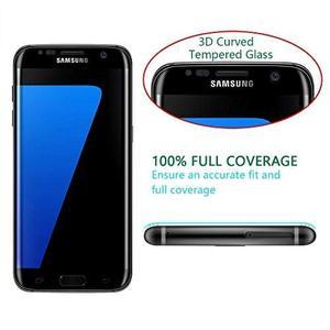 [pack De 2] Samsung Galaxy S7 Edge Protector