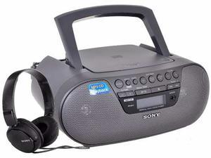 Equipo De Sonido Sony Digital Stereo Cd Radio Fm Aux Mic