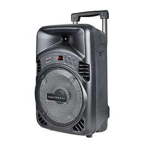 Parlante Bluetooth Rms 40w Marca Multitech De 8 Portátil