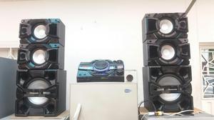Equipo de Sonido Panasonic de 6 Bafles