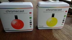 Google Chromecast 2 Originales Nuevos