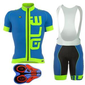 Uniforme de Ciclismo Ale para Hombre