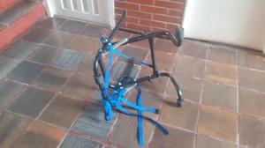 Vendo Portabicicletas Sirve para 3 Bicic