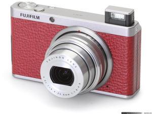cámara Fujifilm xf1 12 MP bateria cargador CD