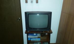 vendo Televisor 21 pulgadas samsung con control