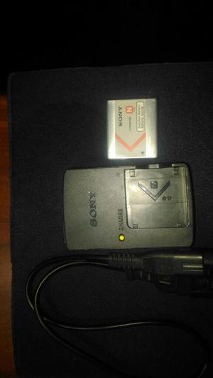 Cargador para Camara Sony CyberShot Batería N