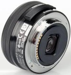Lente Sony mm Montura E