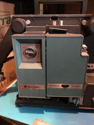 Proyector Bell Howell de 16Mm Filmosound