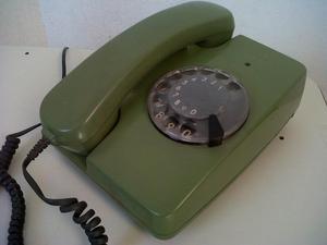 TELEFONO CLASICO RETRO VINTAGE FUNCIONANDO PERFECTAMENTE