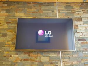 TV LG 47y 43 smart tv Full HD