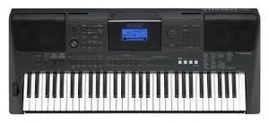 Teclado Digital Yamaha Psr E453 + Adaptador Original + Base