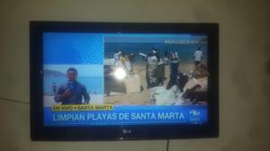 Tv Lg de 32 con Control Original