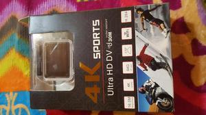 Vendo camara 4k deportiva ultra hd dv con wifi tel