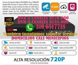 domicilios DVR ECONOMICO COTIZACámaras de Seguridad Dvr