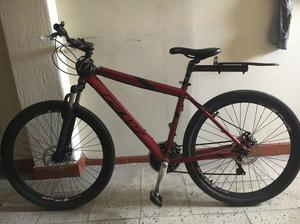 Bicicleta Gw Arrow de 7 Cambios