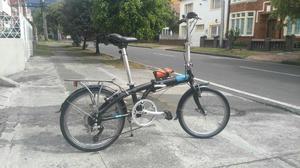 Bicicleta Plegable Marca Tern C7