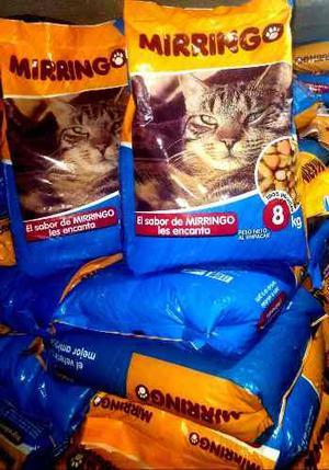 Mirringo Dos Bultos Comida Para Gatos 8k
