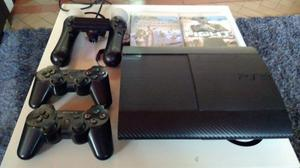 Play Station 3 Slim 500gb