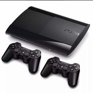 Playstation 3 Super Slim (250gb) + Regalos Leer Descripcion