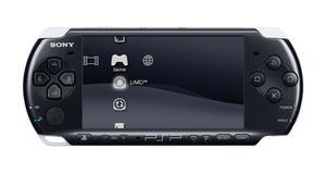 Psp  Sony, Con Cargador Y Memoria De 8g Juegos