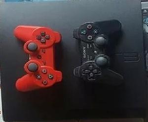 Vendo Ps3 + 2 Controles Con +20 Juegos (fisicos Y Digitales)