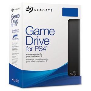Disco Duro Externo Seagate 2tb Game Driver Ps4