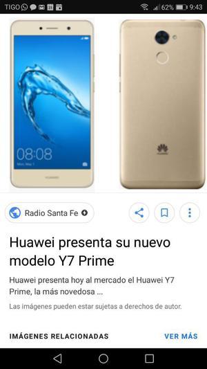 Gangaso Huawei Y7 Prime Huella 32 Gb