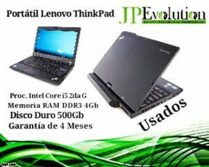 Portátil Lenovo Corporativo Core I5