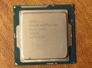 Procesador para board Gamer Intel Is de 3.10 GHZ Usado