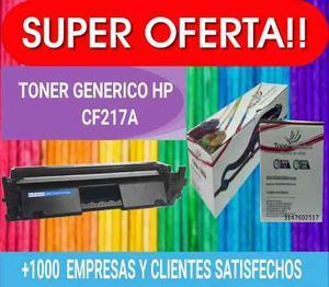 Toner Alternativo Hp Laser 17a M102w Mfp M130fn 130fw
