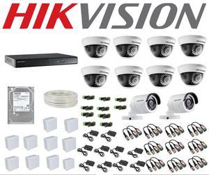 Venta y Instalacion de camaras de seguridad Hikvision y