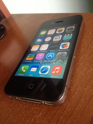 iPhone 4 8gb SOLO PARA REDES SOCIALES O IPOD Leer