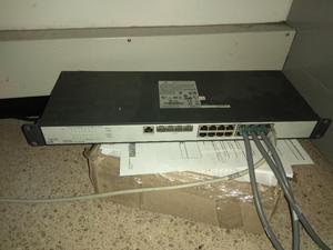 switch 3com  sfp plus