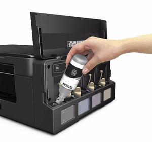 Impresora Epson Multifuncional L395 Wifi